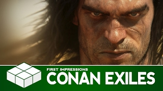 Conan Exiles | PC Gameplay & First Impressions