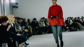 JAN CERNY FW—17 // Mercedes-Benz Prague Fashion Week