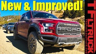 2019 Ford F-150 Raptor: Just How Much Better Is It?