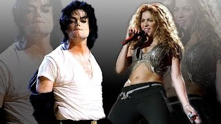 Muqabala ft. MJ & Shakira - FarnazFever