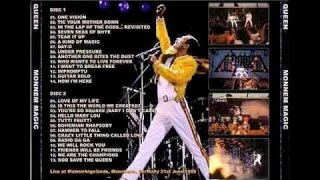 Queen Live in Mannheim full Concert 1986