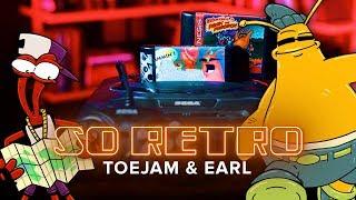 ToeJam & Earl get back in the groove (So Retro)