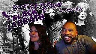 BLACK SABBATH Changes Reaction!!!