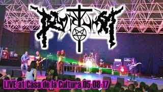 MORTUUM LIVE at Casa de la Cultura 05-08-17