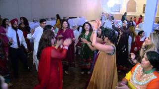 Dance at An Indian Mehndi Ceremony Mississauga Wedding Videography Photography Services