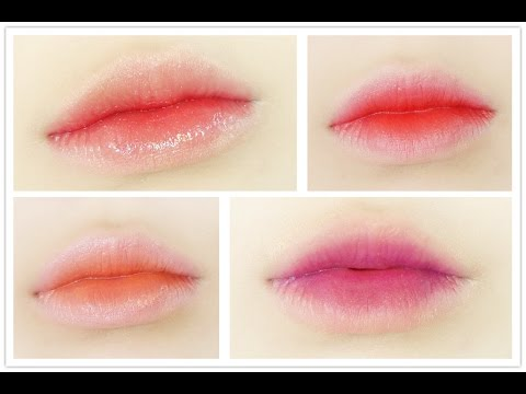 How to • Gradient Lips