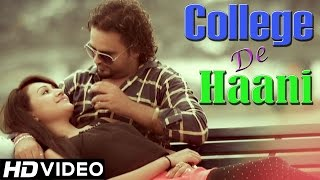 College De Haani - Shyien || Official Song || New Punjabi Songs 2014 || HD Video