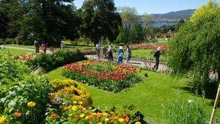 Royal Tasmanian Botanic Gardens - Hobart
