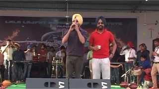 Virasat Sandhu | Ammy Virk | Harinder Bhuller | Live at LLR College Moga (2013)