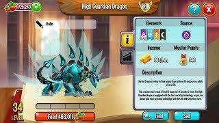 Dragon City | High Guardian Dragon Reward In LAP 12 of Coming Heroic Race