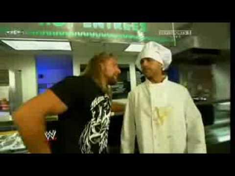 WWE RAW 8/10/09 Part 7/12