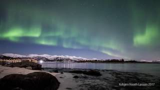 Northern lights Stokmarknes