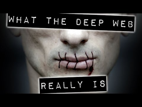 What the Deep Web REALLY is Creepypasta