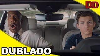 Homem-Aranha: De Volta ao Lar | Comercial Audi (2017) | FANDUBLADO