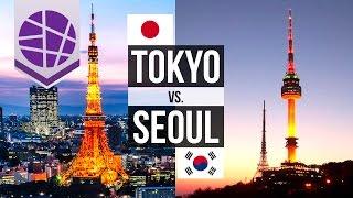 SEOUL vs. TOKYO (As a Filipino tourist) | EL's Planet