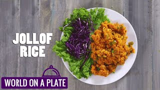 How to make Jollof Rice | World on a Plate | Manorama Online Recipe