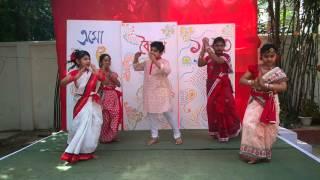 Sayeesha's School Program (SSK) Pohela Boishakh 1423