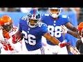 NFL Network's Rod Woodson on Saquon Barkley's Barry Sanders-like Ability | The Rich Eisen Show