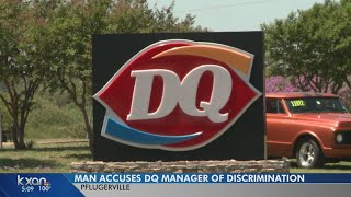 Man says he was discriminated against at Pflugerville Dairy Queen for being gay