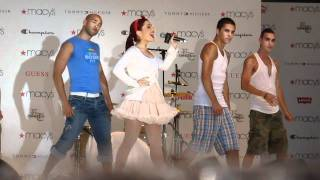 Ariana Grande- Only Girl In The World Macy's Summer Blowout