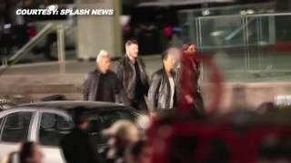 Deepika Padukone Vin Diesel HOT SCENE XXX   XXX  Return Of Xander Cage   Behind The Scenes
