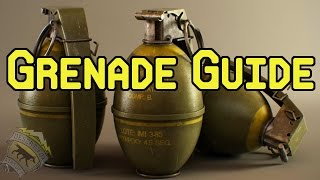 DesertFox Airsoft: Airsoft Grenade Guide 2016 (Thunder B, Cyclone, Thermobaric and more)