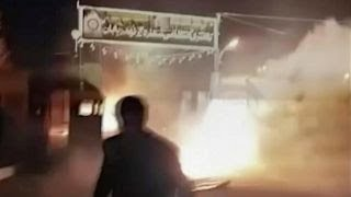 Fiery new clashes break out in Iran after days of protests
