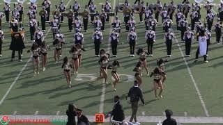 Alabama State Marching Band - 2018 Bandfest