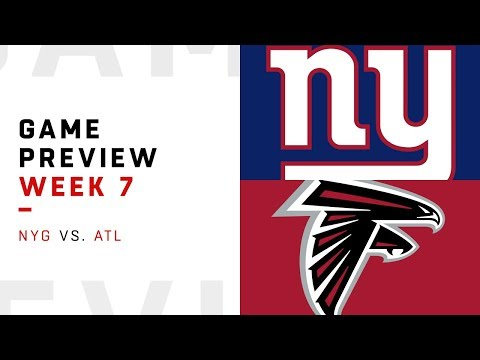 Xxx Mp4 New York Giants Vs Atlanta Falcons Week 7 Game Preview Pro Football Focus 3gp Sex