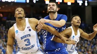 Kentucky vs. North Carolina: Tar Heels and Wildcats trade incredible shots late