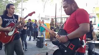 isabella-sentuhan buskers cover search