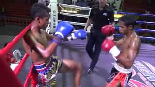 Sukkasem TigerMuayThai vs Lookchailek Saktewan 18/9/18
