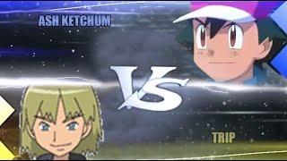 Pokemon Omega Ruby & Alpha Sapphire [ORAS]: Ash Vs Trip