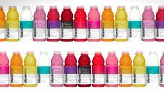 Vitamin Water Good or Bad For You?  Coca-Cola Accused of 'Misleading' Marketing