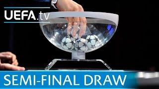 2015/16 UEFA Champions League semi-final draw