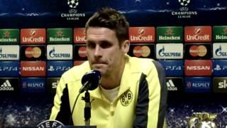 PK mit Sebastian Kehl Champions League gegen Galatasaray