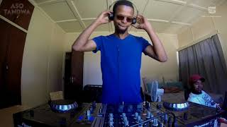 iTolo Music Sessions 022 - Aso Tandwa (01.2018) Afro House