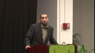 American Christian Has Dream of Prophet Muhammad and Becomes Muslim - Amazing Story Nouman Ali Khan