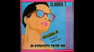 CLAUDIA T   DANCE WITH ME DJ DARKSIDERS POWER REMIX