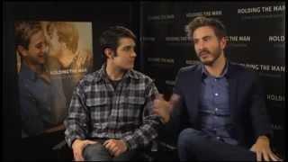 Ryan Corr & Craig Stott Talk Holding The Man | Interview | Empire AU