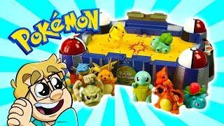 Pokemon ThinkChip Battle Stadium Toy