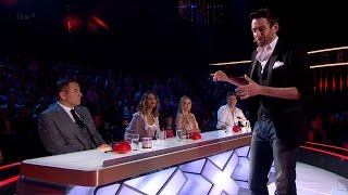 Britain's Got Talent 2015 S09E12 Semi-Finals Jamie Raven Fantastic Magician