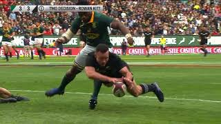 2017 TRC Rd 6: South Africa v New Zealand