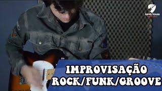 Junin Souza - Guitar Rock/Funk/Groove