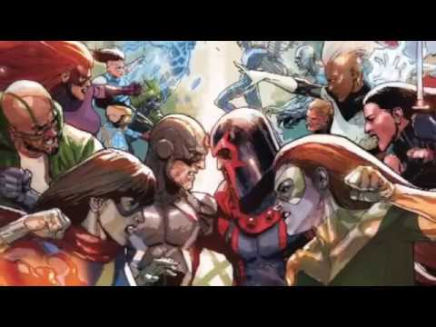 Jay & Miles Review the X-Men, Episode 108