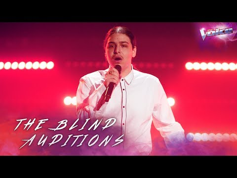 Blind Audition: Leo Abisaab sings Chain of Fools | The Voice Australia 2018
