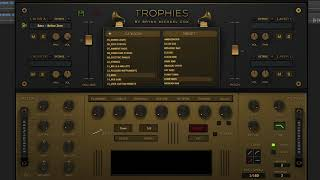 MAKING A BEAT | TROPHIES BY B. COX