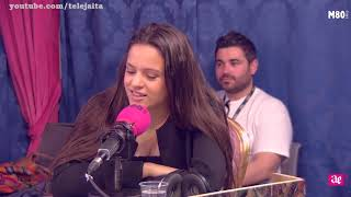 Rosalía na Tele Jaita