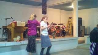 Spanish Lifehouse Everything Skit Canby Christian Church.3gp
