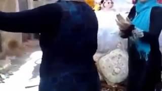 Supper Belly Hijab hot Arab Girl Dance